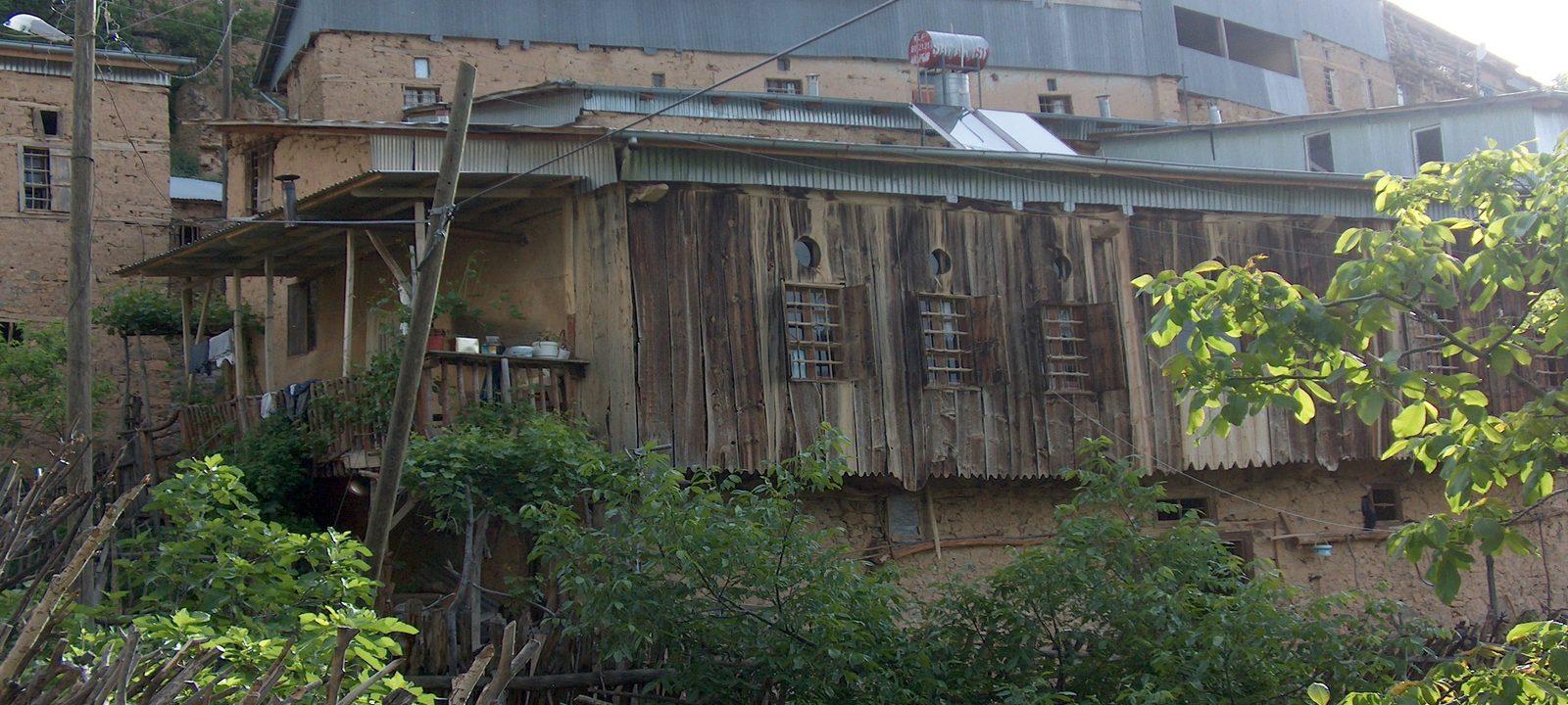 Tuğlu Köyü Evleri